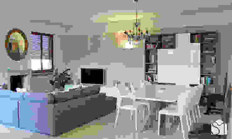 Salas de estar modernas por SuMisura Moderno