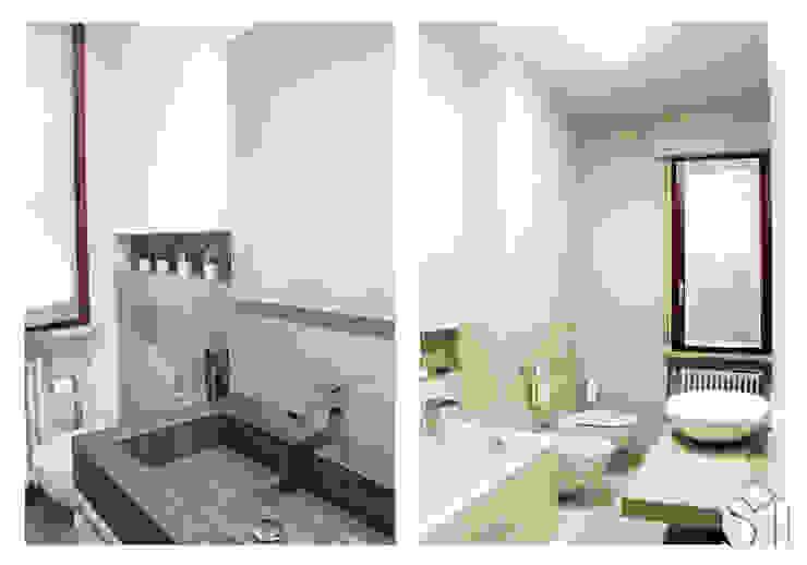 Casas de banho modernas por SuMisura Moderno