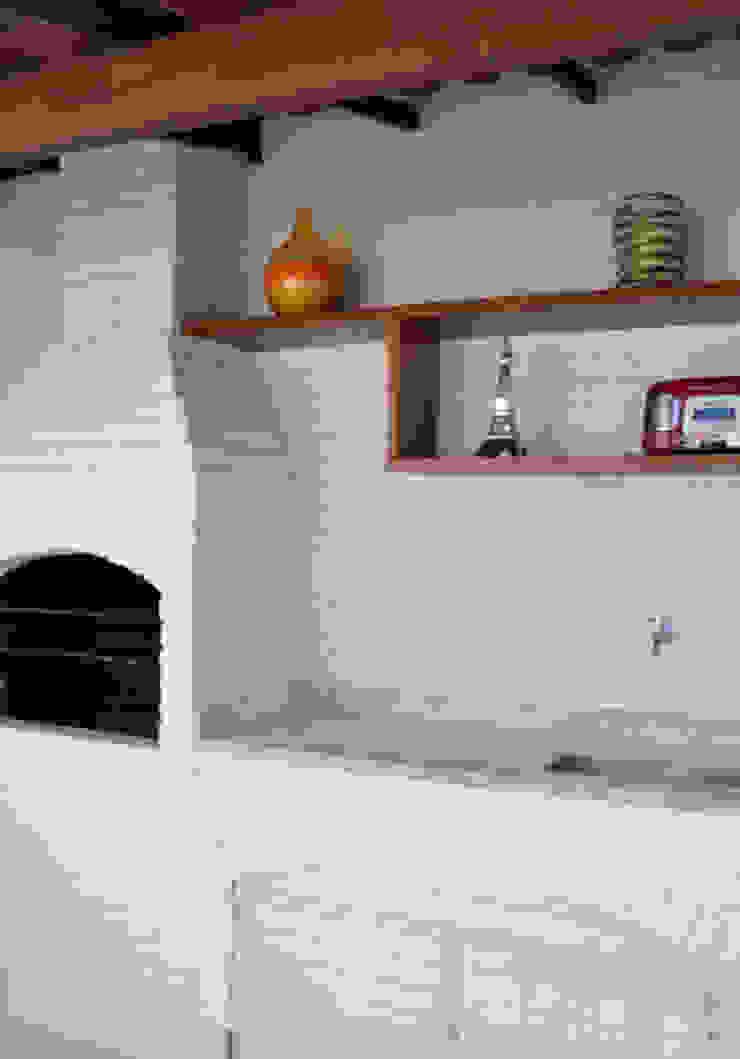 Cobertura RSB Varandas, alpendres e terraços minimalistas por C|M Arquitetura e Design Minimalista