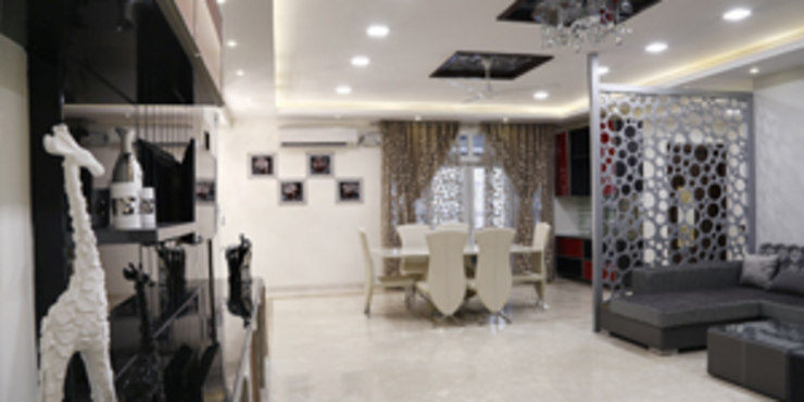 Interior Designs Modern dining room by EXOTIC FURNITURE AND INTERIORS Modern