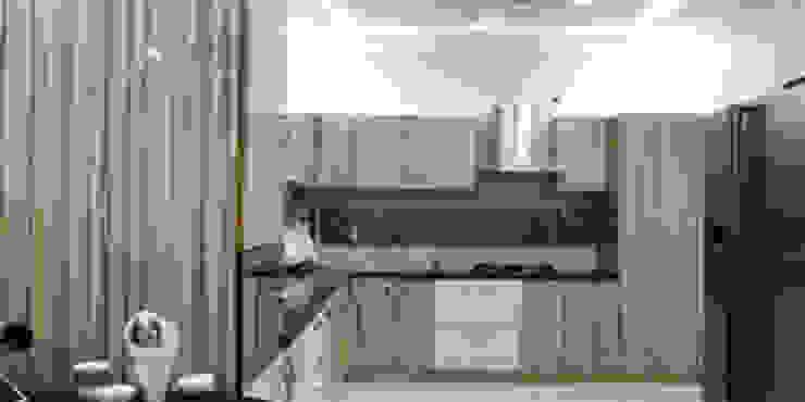 Interior Designs Modern kitchen by EXOTIC FURNITURE AND INTERIORS Modern