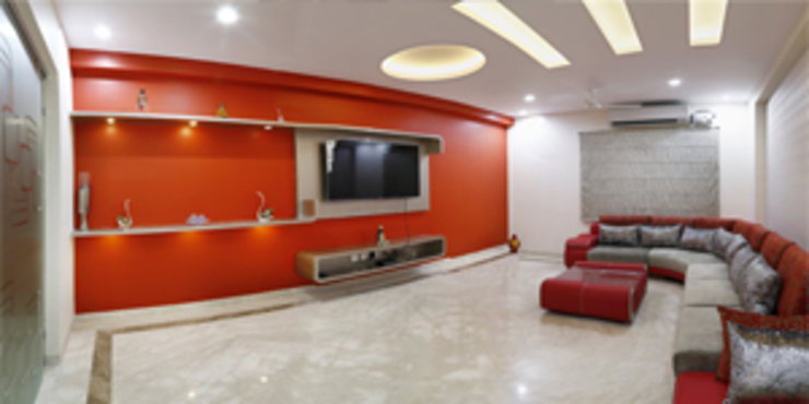 Interior Designs Modern living room by EXOTIC FURNITURE AND INTERIORS Modern