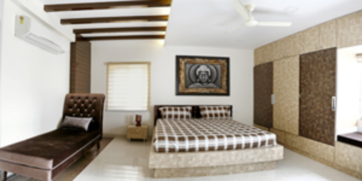 Interior Designs Modern style bedroom by EXOTIC FURNITURE AND INTERIORS Modern