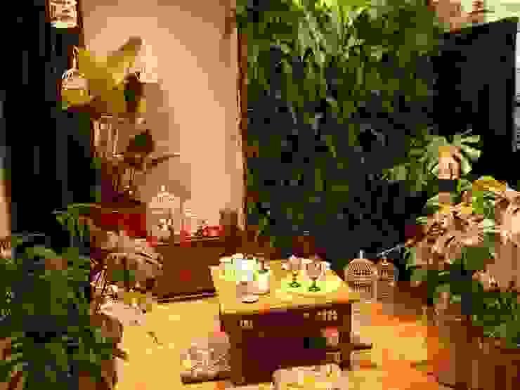 Asian style garden by Eneida Lima Paisagismo Asian