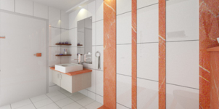 Bathroom Designs Modern bathroom by EXOTIC FURNITURE AND INTERIORS Modern