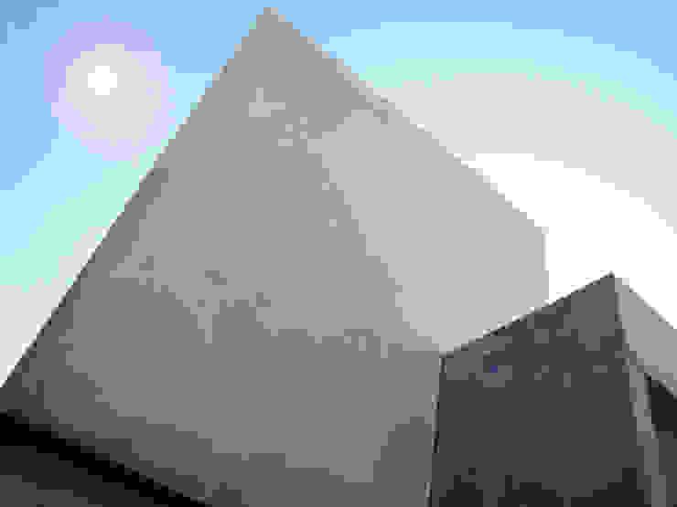CASA VC Casas modernas: Ideas, imágenes y decoración de Aurea Arquitectura y Amoblamientos Moderno Hormigón