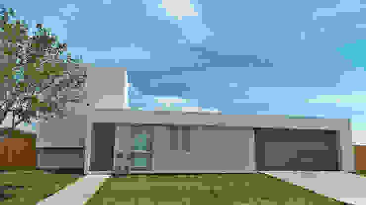 Modern houses by Aurea Arquitectura y Amoblamientos Modern