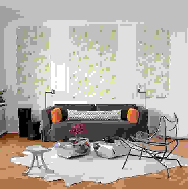 Floral: modern  by Redskin Home Decor Pvt Ltd,Modern