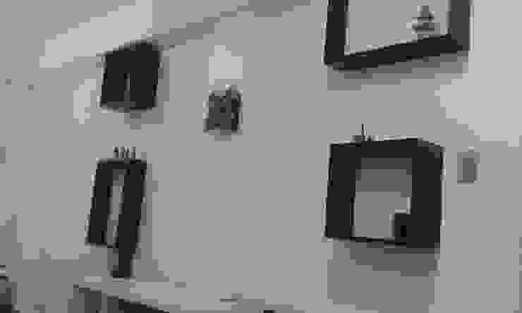 de Artesanía Ceramica y Madera Minimalista