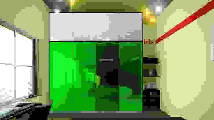 Residential Interiors Modern style bedroom by Crush Mango Modern