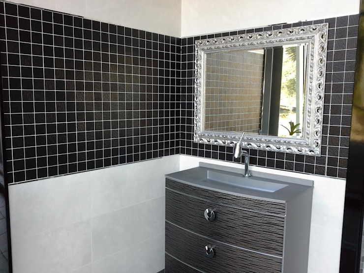 Consma Construcciones Modern style bathrooms