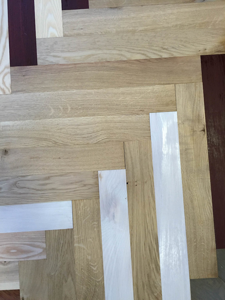 Engineered parquet flooring : country  by TF, Country Wood Wood effect