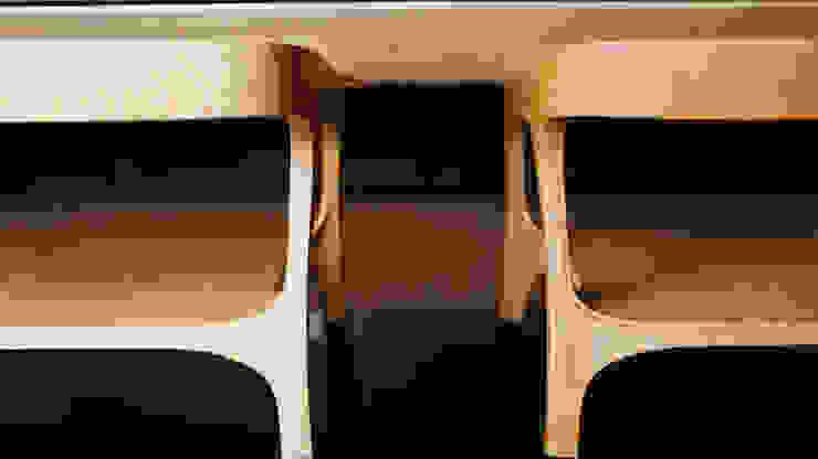 Digital Experience Centros Comerciais minimalistas por Pedro Gomes Design Minimalista