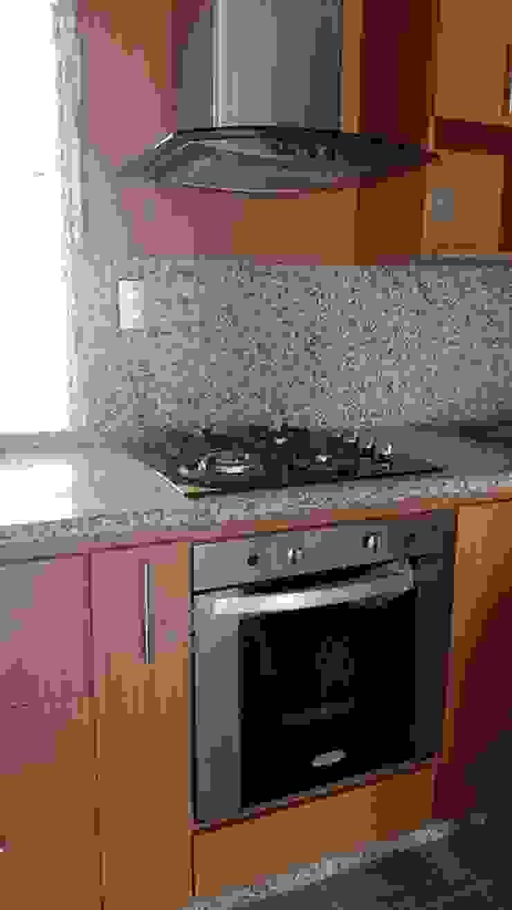 Cocinas Cocinas de estilo moderno de ANDRES COCINAS Y MARMOL S.A.S. Moderno