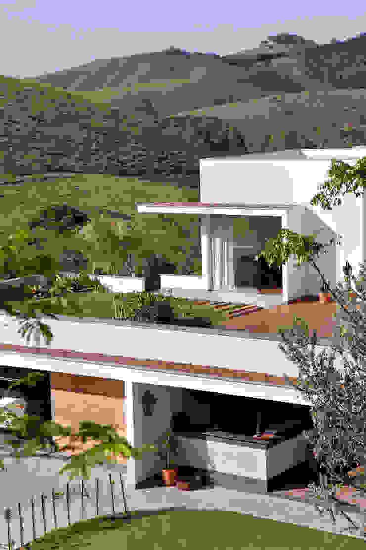 Carlos Salles Arquitetura e Interiores Casas modernas