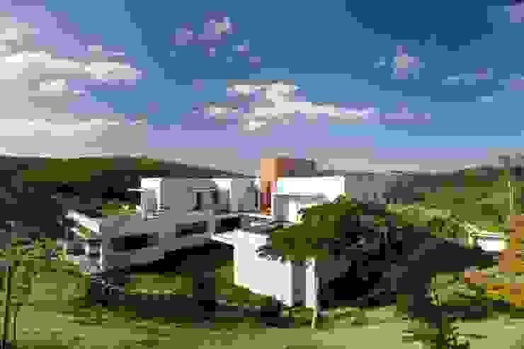 Casa Minas Gerais Casas modernas por Carlos Salles Arquitetura e Interiores Moderno