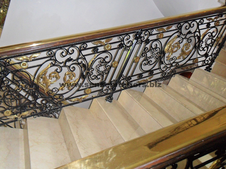 Iron Work Designs: modern  by Sense Interiors,Modern