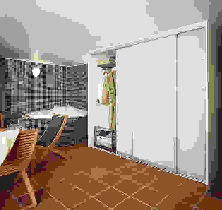 Mehr Ordnung im Bad Elfa Deutschland GmbH Moderne Badezimmer Glas Weiß