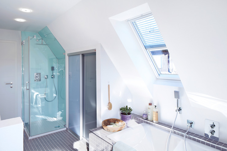 Modern Bathroom by Elfa Deutschland GmbH Modern Glass