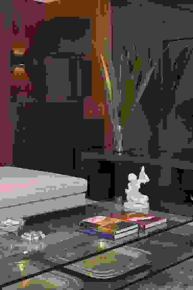 Salas multimedia modernas de Ana Letícia Virmond Projetos e Interiores Moderno