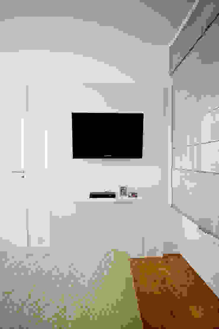 Apartamento Jardins Quartos ecléticos por MCC Arquitetura Eclético