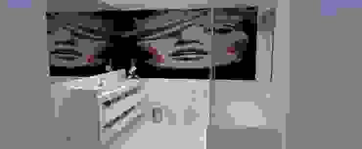 Banho casal Banheiros ecléticos por Studio 15 Arquitetura Eclético