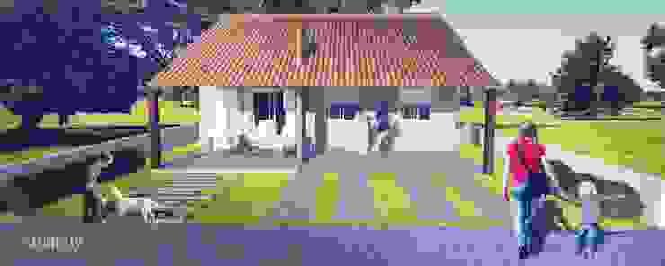 Fachada por Studio 15 Arquitetura