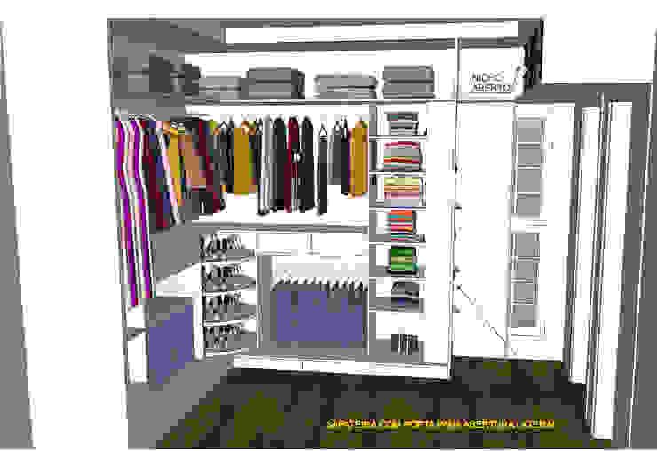 Studio 15 Arquitetura Dressing roomAccessories & decoration