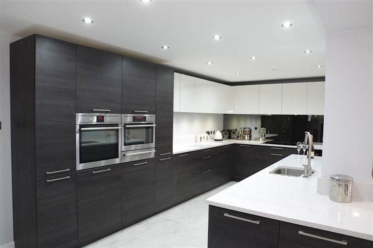 PTC Kitchens from 2015-2018 من PTC Kitchens حداثي
