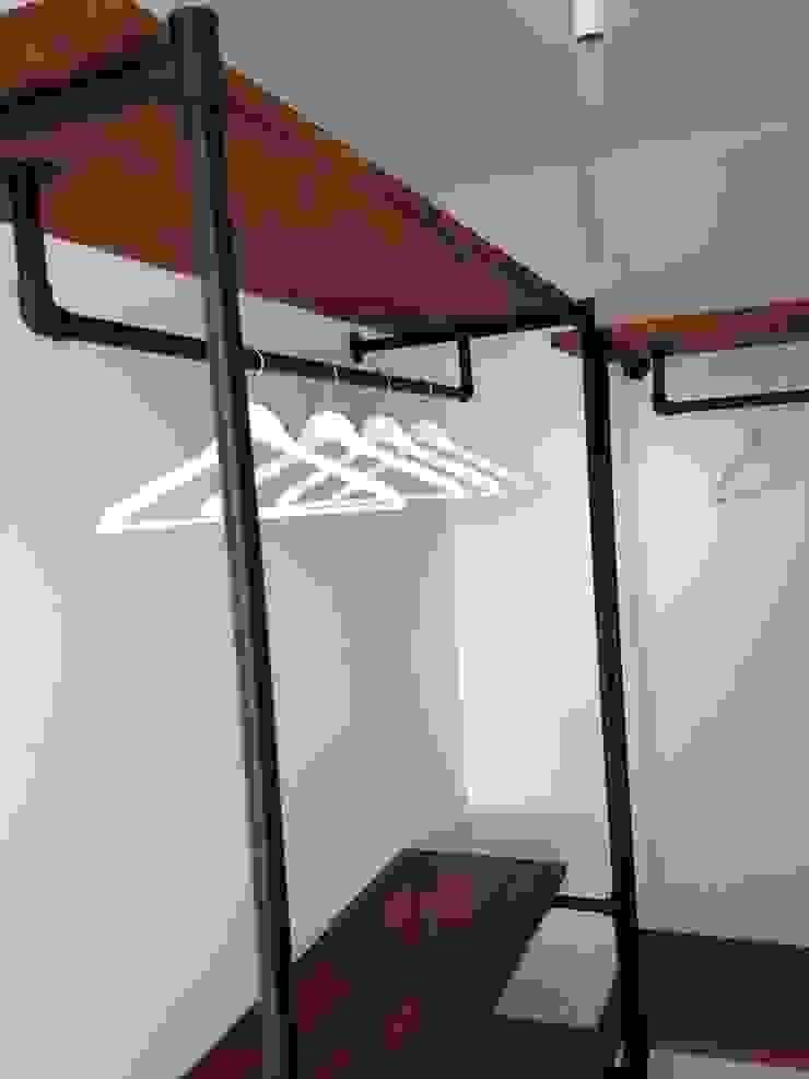 Endüstriyel Tasarım Giyinme Odası Gepettonun Atölyesi Endüstriyel