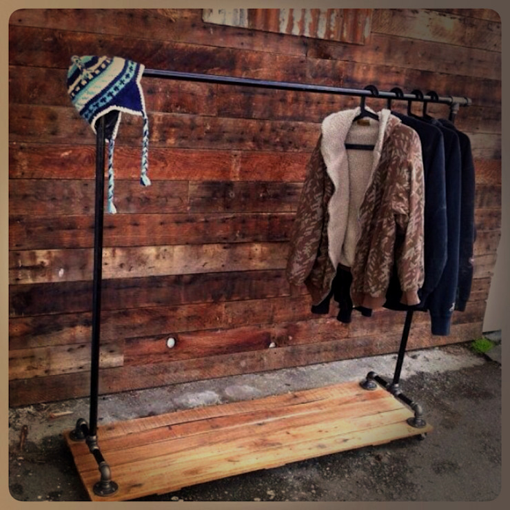 Askılık&Giyinme Odası Gepettonun Atölyesi Endüstriyel