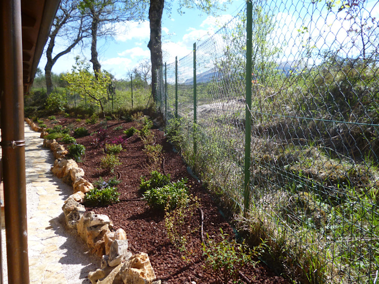 Garden by Studio Botanico Ventrone Dr. Fulvio, Country