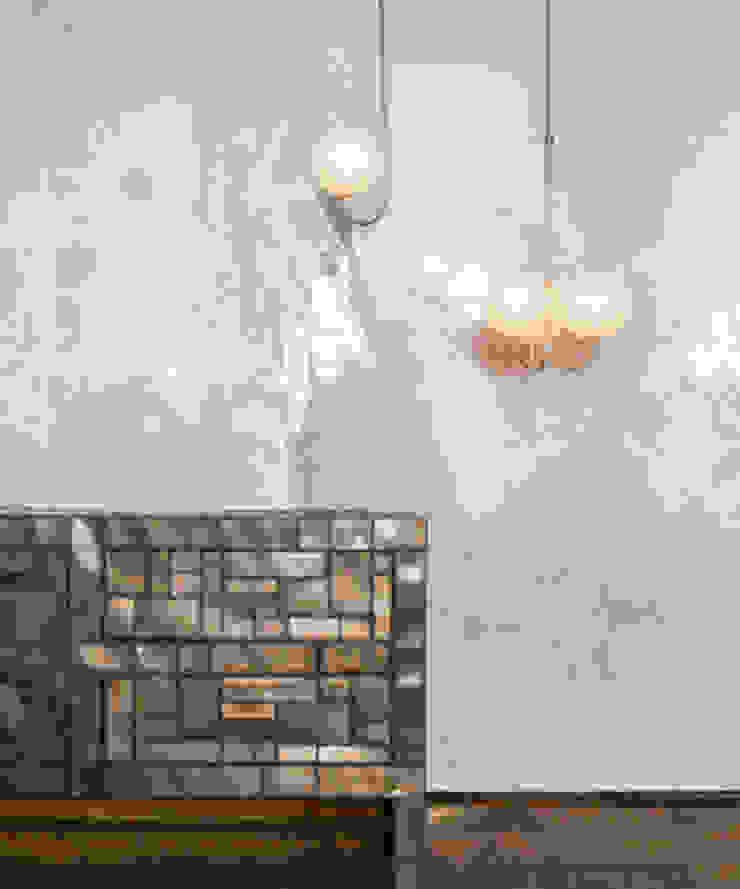 Calico Wallpaper por montelucena . architecture + brands