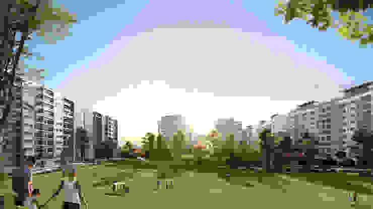 Vía Montejo Casas modernas de Grow Arquitectos Moderno