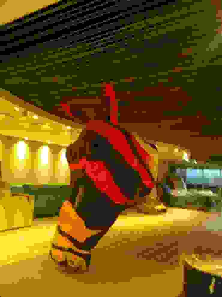 Lobby Hotel de CHIMI Tropical