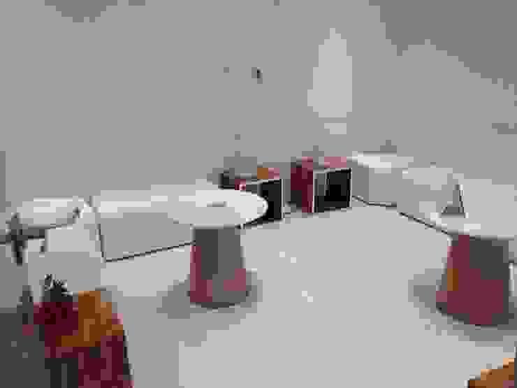 Oficinas interiores Salas de estilo ecléctico de CHIMI Ecléctico