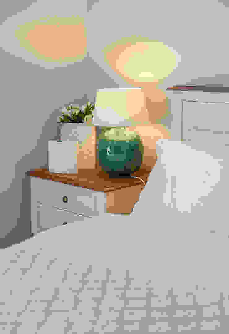 Alfama Home Vintage DormitoriosCamas y cabeceros Madera Blanco