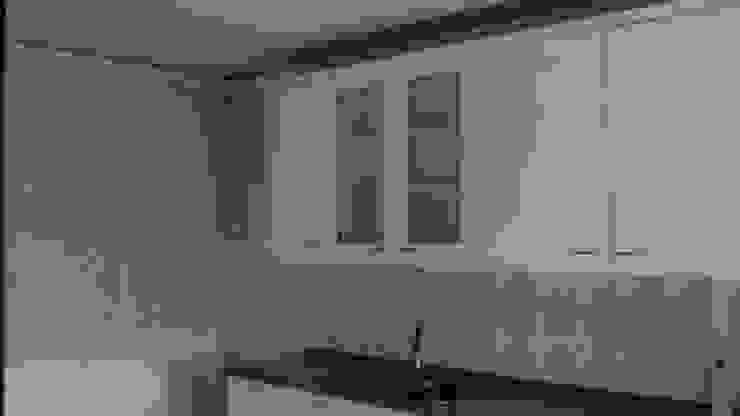 Cozinha (Antes) por Idealiving