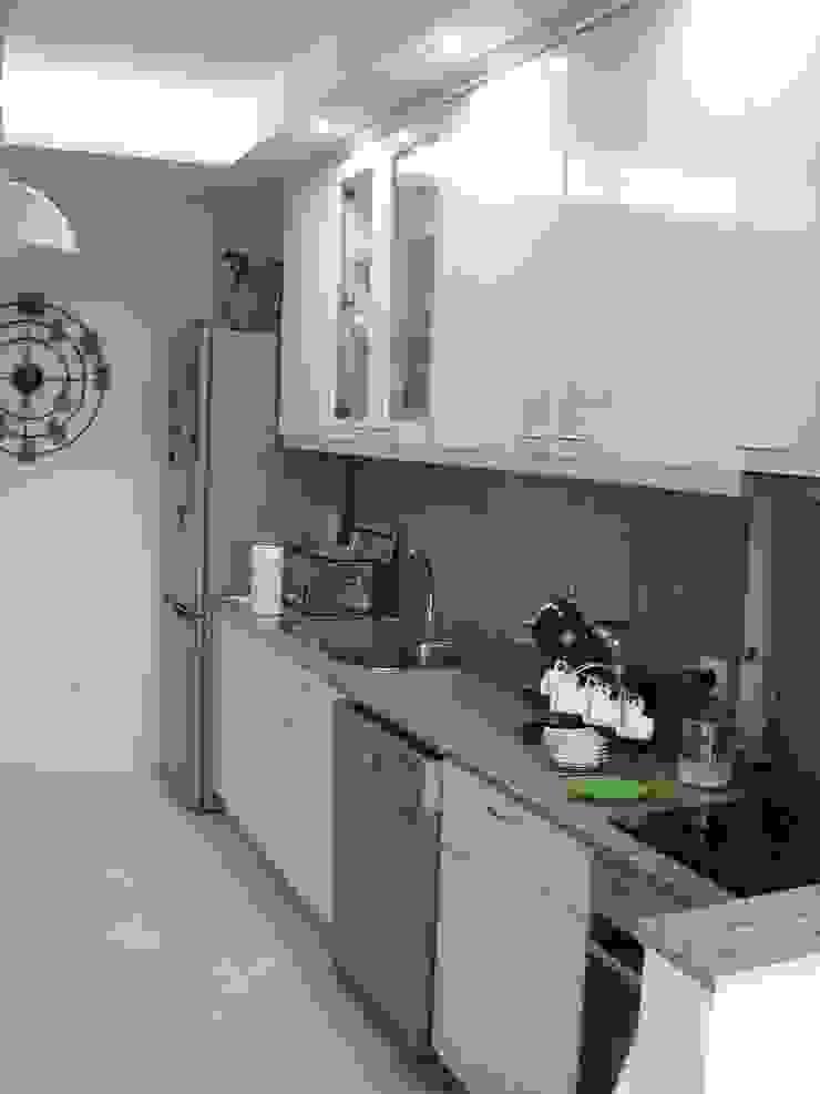 Cozinha (Depois) por Idealiving