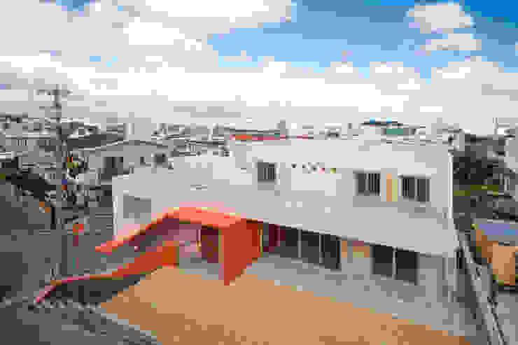 遠景 モダンな 家 の プラソ建築設計事務所 モダン