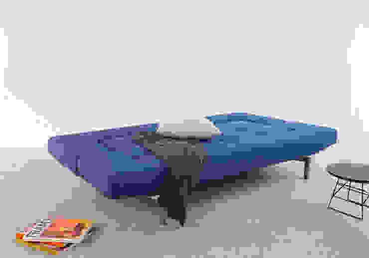 Adalılar Mobilya (İNNOVATİONLİVİNG) – WİNG MODERN YATAKLI KANEPE: minimalist tarz , Minimalist Demir/Çelik