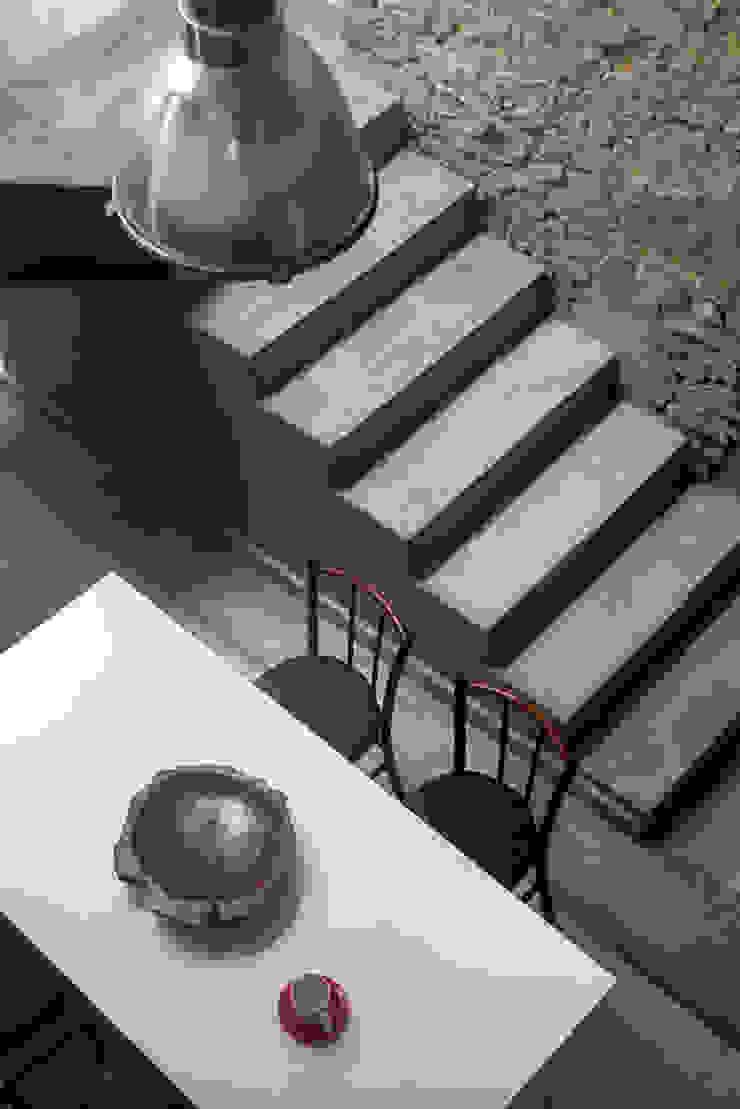 Hành lang, sảnh & cầu thang phong cách chiết trung bởi Carlos Salles Arquitetura e Interiores Chiết trung