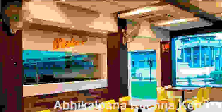 Counter Minimalist hotels by ARK Architects & Interior Designers Minimalist