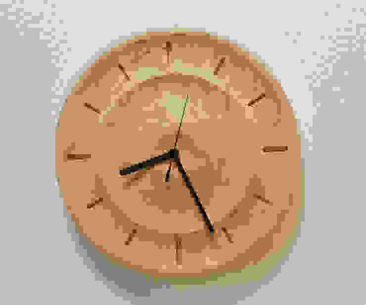 de アトリエ1 Ecléctico Madera Acabado en madera