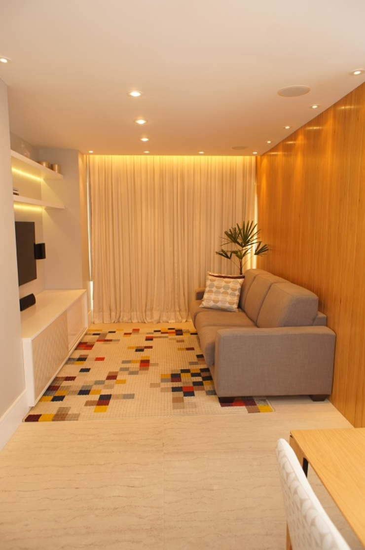 by Adoro Arquitetura Modern Wood Wood effect