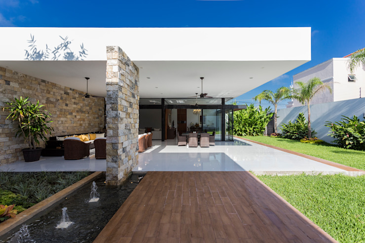 Terrace by P11 ARQUITECTOS