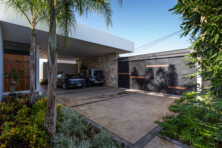Casas modernas de P11 ARQUITECTOS Moderno