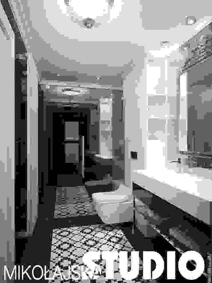 glamuour-style-bathroom od MIKOŁAJSKAstudio
