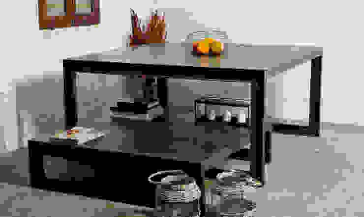 Mesas de hierro Insolid Corten Bcn HogarAccesorios y decoración