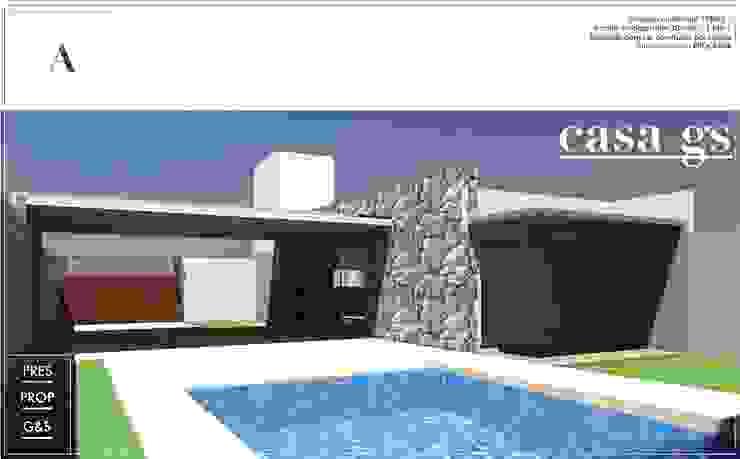 Casa GS de LOSAVALOS - Oficina de Arquitectura